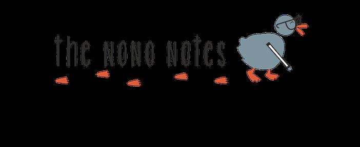 The Nono Notes